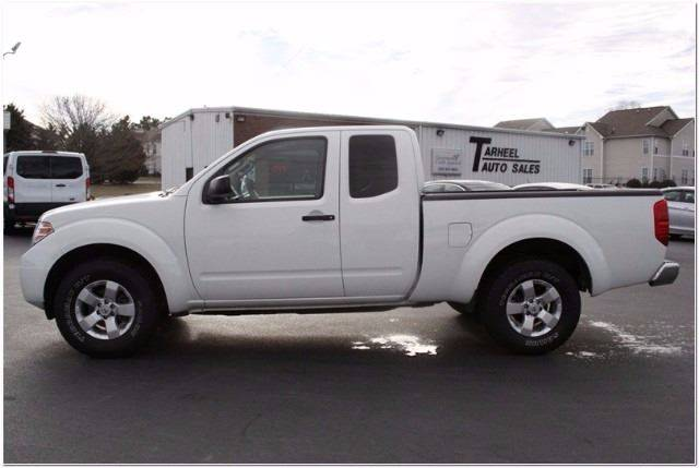 2013 Nissan Frontier for sale at Tarheel Auto Sales Inc. in Rocky Mount NC