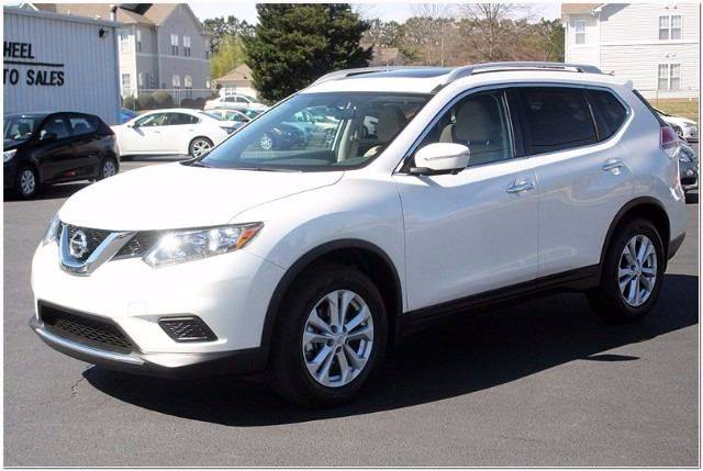 2014 Nissan Rogue for sale at Tarheel Auto Sales Inc. in Rocky Mount NC