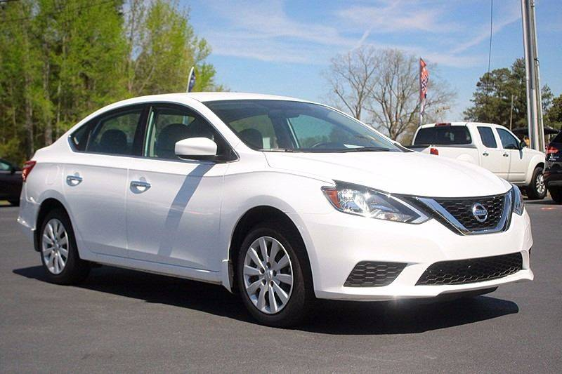 2016 Nissan Sentra for sale at Tarheel Auto Sales Inc. in Rocky Mount NC
