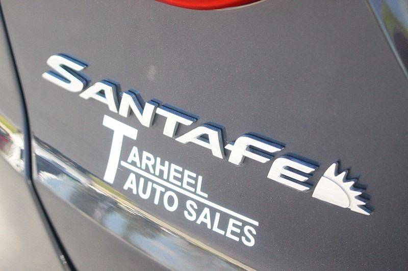 2016 Hyundai Santa Fe Sport for sale at Tarheel Auto Sales Inc. in Rocky Mount NC