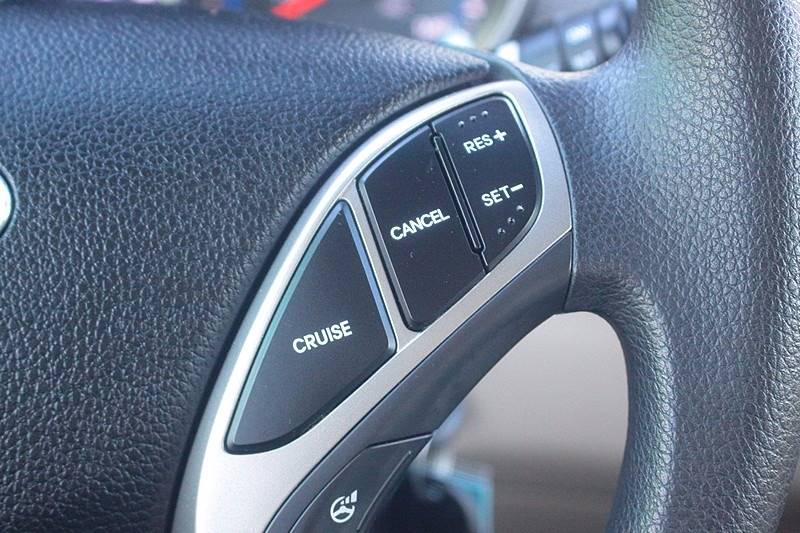 2016 Hyundai Elantra GT for sale at Tarheel Auto Sales Inc. in Rocky Mount NC