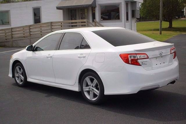 2014 Toyota Camry for sale at Tarheel Auto Sales Inc. in Rocky Mount NC