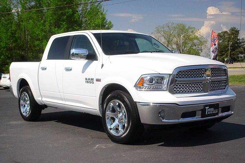 2017 RAM Ram Pickup 1500 for sale at Tarheel Auto Sales Inc. in Rocky Mount NC