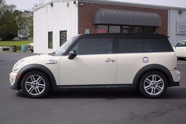 2012 MINI Cooper Clubman for sale at Tarheel Auto Sales Inc. in Rocky Mount NC