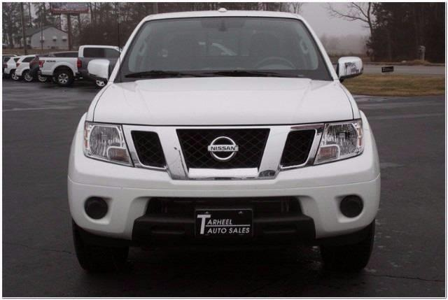 2016 Nissan Frontier for sale at Tarheel Auto Sales Inc. in Rocky Mount NC