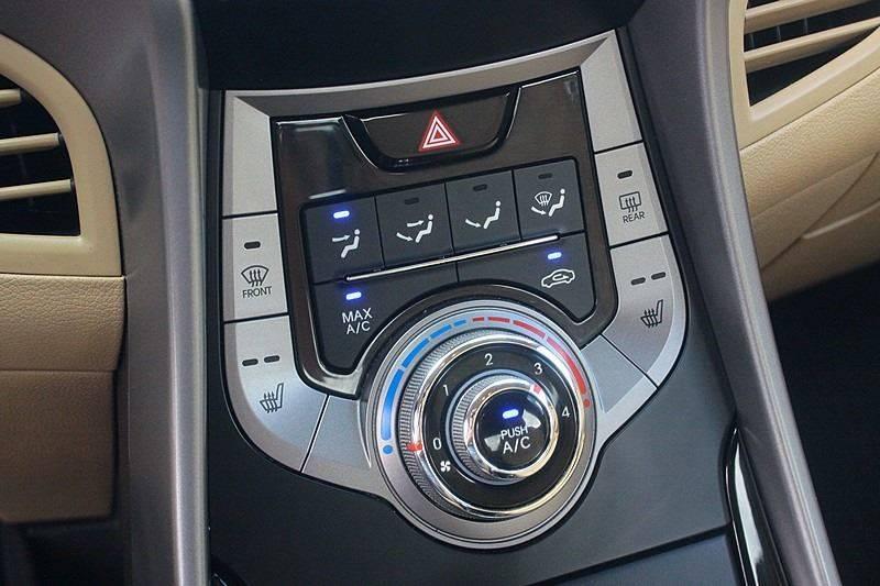 2013 Hyundai Elantra for sale at Tarheel Auto Sales Inc. in Rocky Mount NC