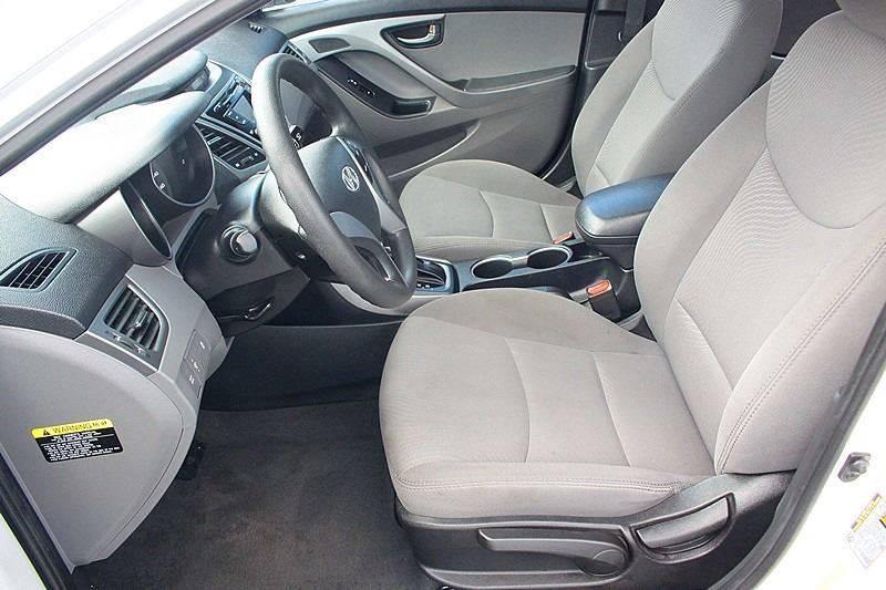 2016 Hyundai Elantra for sale at Tarheel Auto Sales Inc. in Rocky Mount NC