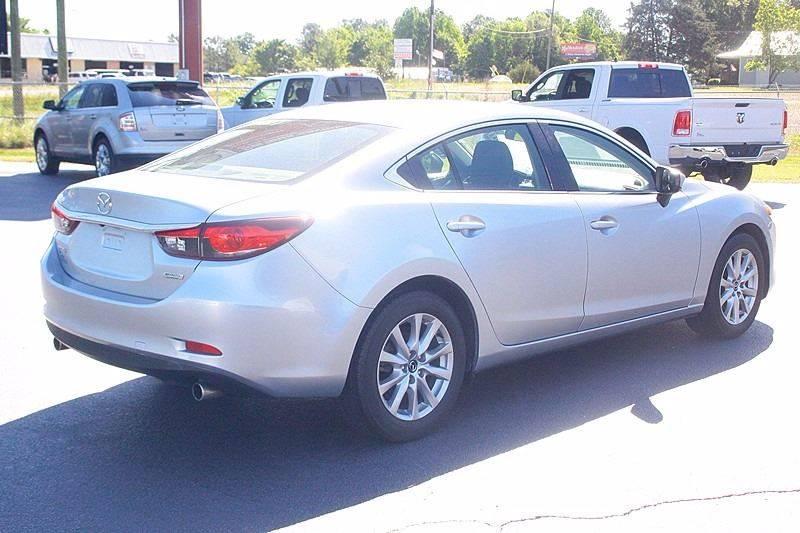 2016 Mazda MAZDA6 for sale at Tarheel Auto Sales Inc. in Rocky Mount NC