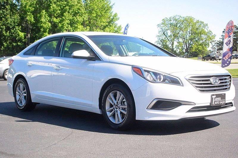 2016 Hyundai Sonata for sale at Tarheel Auto Sales Inc. in Rocky Mount NC
