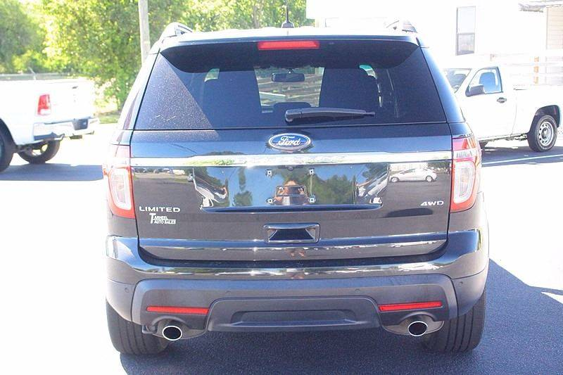 2013 Ford Explorer for sale at Tarheel Auto Sales Inc. in Rocky Mount NC
