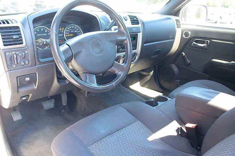2012 Chevrolet Colorado for sale at Tarheel Auto Sales Inc. in Rocky Mount NC