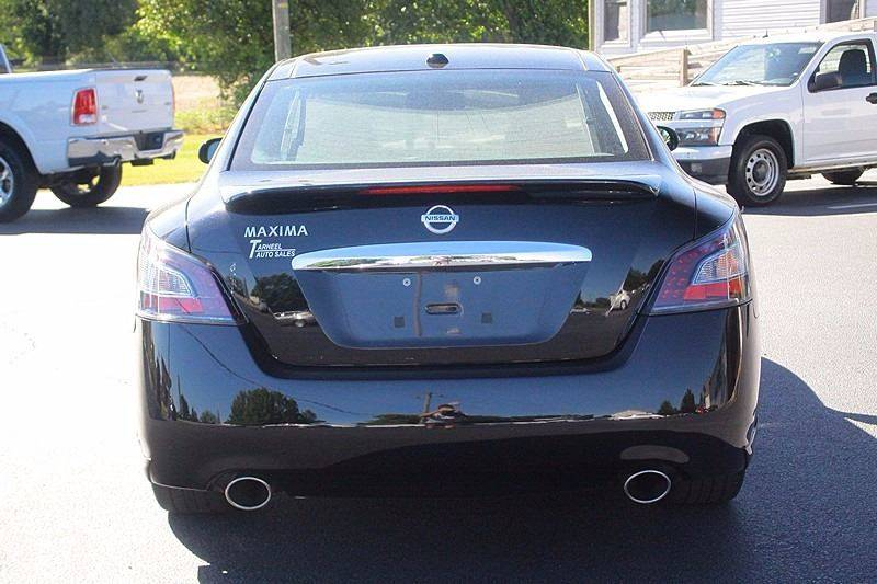 2014 Nissan Maxima for sale at Tarheel Auto Sales Inc. in Rocky Mount NC