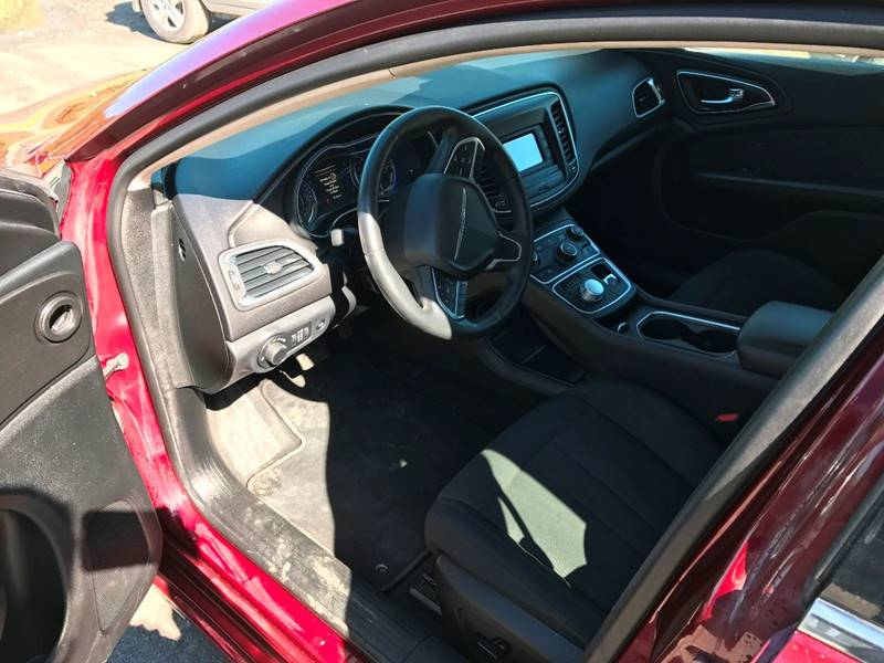2015 Chrysler 200 for sale at Demers Auto Sales in East Montpelier VT