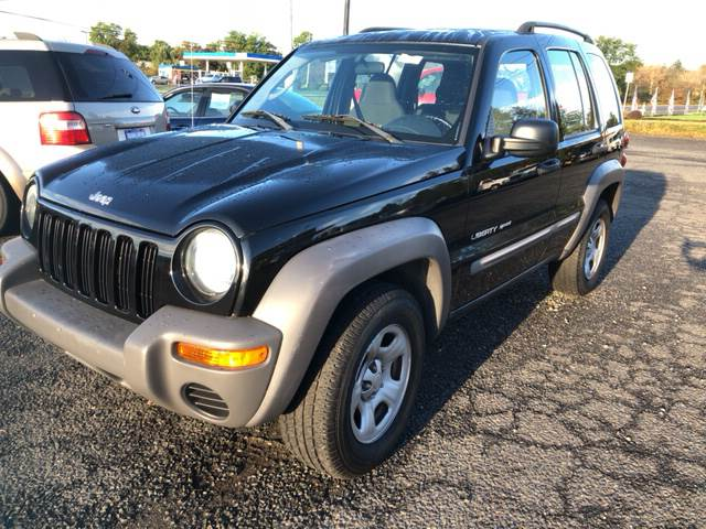 2003 Jeep Liberty for sale at COLONIAL MOTORS in Branchburg NJ