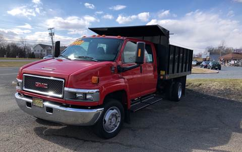 2004 GMC C5500 for sale in Branchburg, NJ