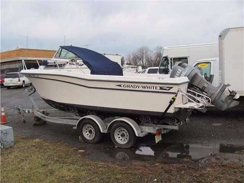 1993 Grady-White 208 Adventure Walkaround Cuddy for sale in Branchburg, NJ