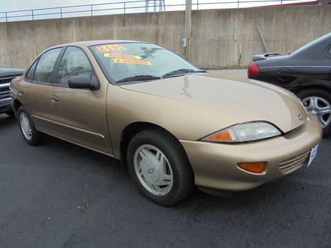 1998 Chevrolet Cavalier for sale in Forsyth, MO