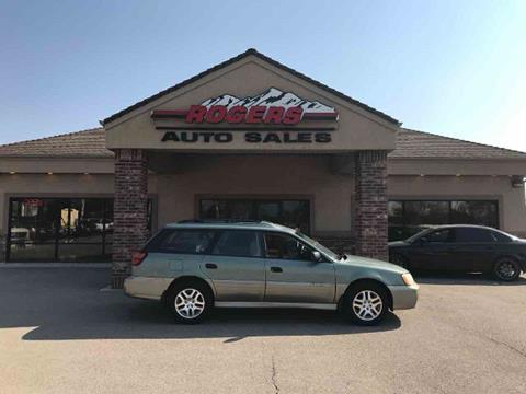 2003 Subaru Outback for sale in Ogden, UT