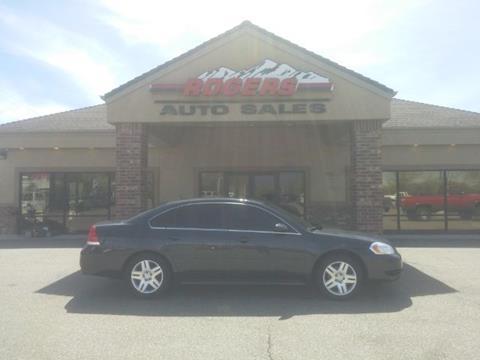 2012 Chevrolet Impala for sale in Ogden, UT