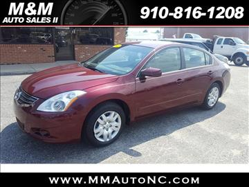 2012 Nissan Altima for sale in Lumberton, NC