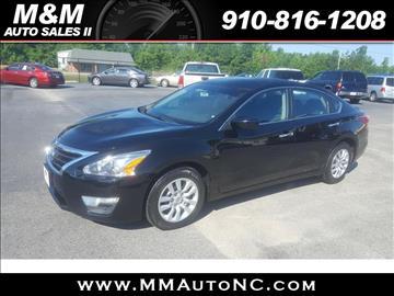 2013 Nissan Altima for sale in Lumberton, NC