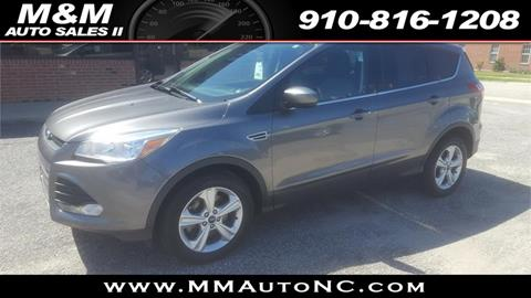 2014 Ford Escape for sale in Lumberton, NC
