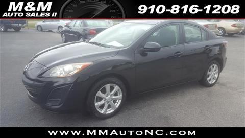 2011 Mazda MAZDA3 for sale in Lumberton, NC