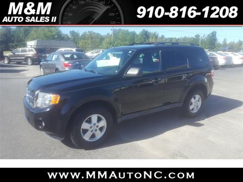 2012 Ford Escape for sale in Lumberton, NC