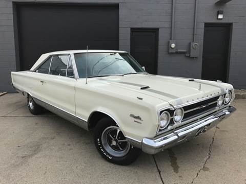 1967 Plymouth Satellite for sale in Saginaw, MI
