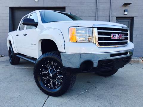 2013 GMC Sierra 1500 for sale at Adrenaline Motorsports Inc. in Saginaw MI