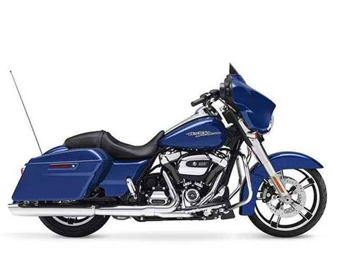 2017 Harley-Davidson Street Glide for sale at Adrenaline Motorsports Inc. in Saginaw MI