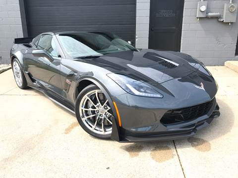 2017 Chevrolet Corvette for sale at Adrenaline Motorsports Inc. in Saginaw MI