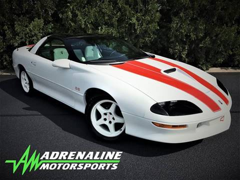 1997 Chevrolet Camaro for sale at Adrenaline Motorsports Inc. in Saginaw MI