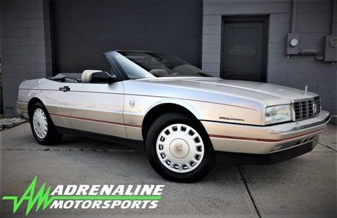 1993 Cadillac Allante for sale in Saginaw, MI