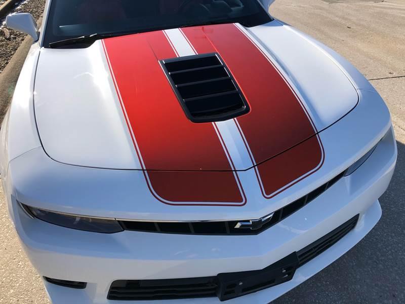 2014 Chevrolet Camaro SS (image 3)