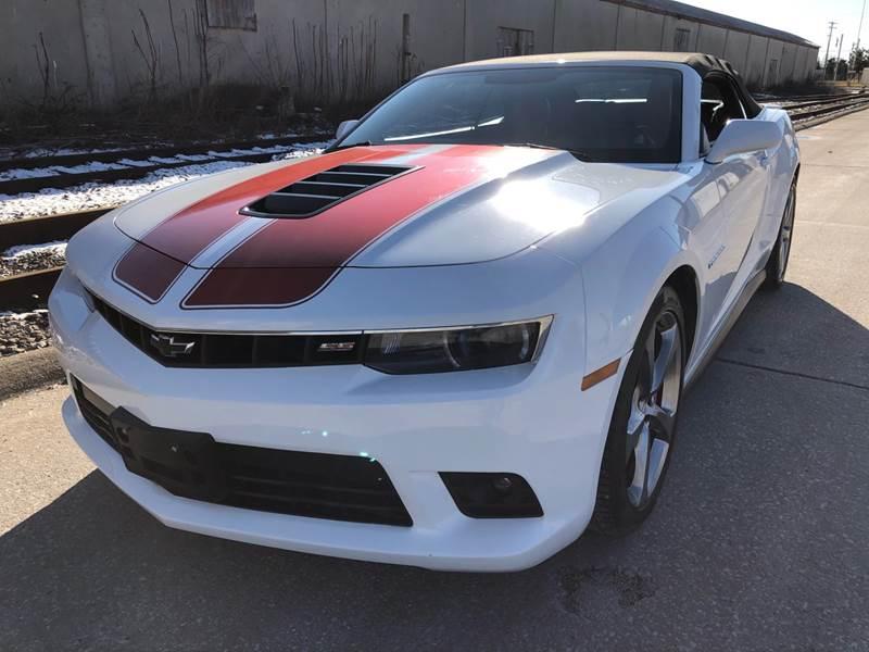 2014 Chevrolet Camaro SS (image 7)