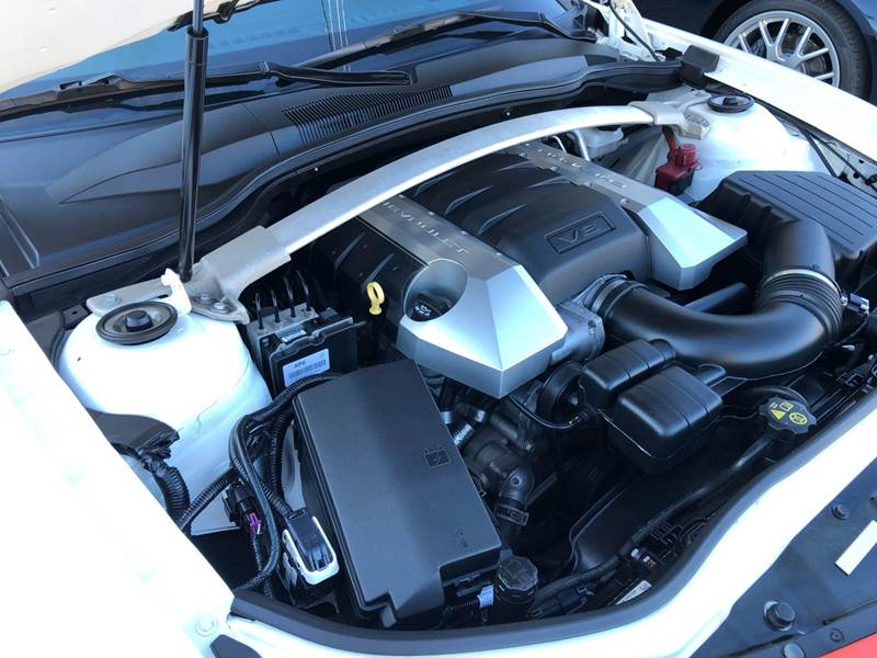 2014 Chevrolet Camaro SS (image 14)