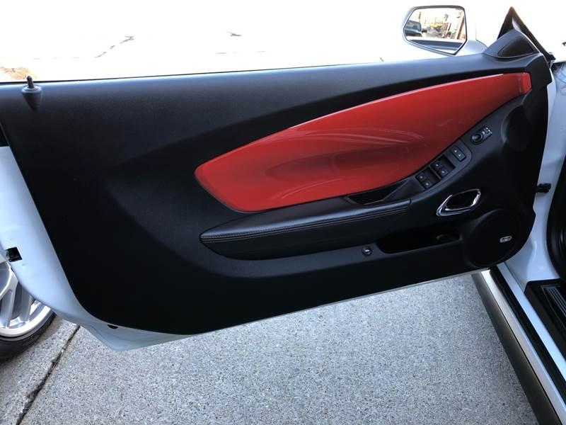 2014 Chevrolet Camaro SS (image 20)