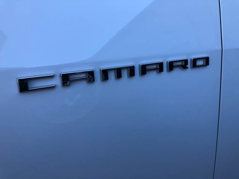 2014 Chevrolet Camaro SS (image 31)