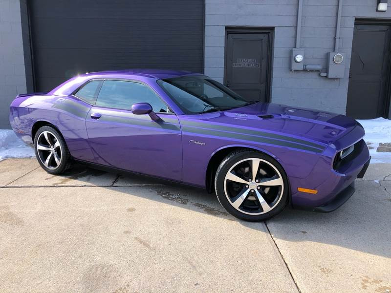 2014 Dodge Challenger R/T Classic (image 1)