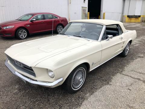 1967 Ford Mustang for sale at Adrenaline Motorsports Inc. in Saginaw MI