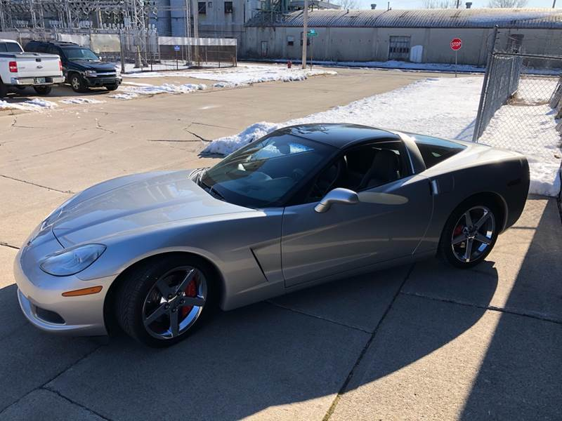 2007 Chevrolet Corvette (image 5)