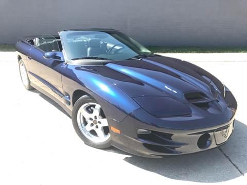 2002 Pontiac Firebird for sale at Adrenaline Motorsports Inc. in Saginaw MI