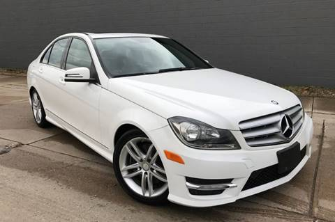 2013 Mercedes-Benz C-Class for sale at Adrenaline Motorsports Inc. in Saginaw MI