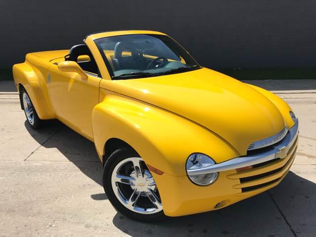 2005 Chevrolet SSR for sale at Adrenaline Motorsports Inc. in Saginaw MI