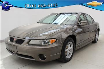 2000 Pontiac Grand Prix for sale in Davison, MI