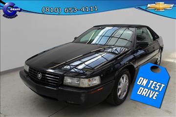 2001 Cadillac Eldorado for sale in Davison, MI