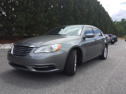 2013 Chrysler 200 for sale in Boiling Springs, SC