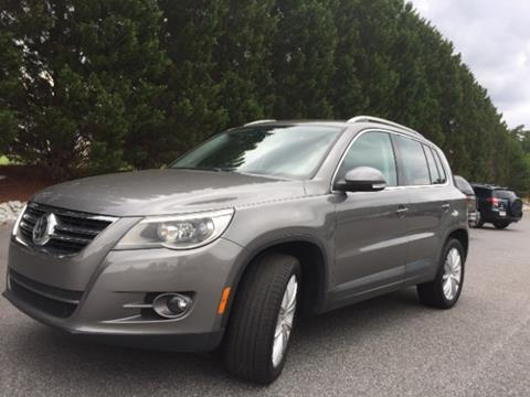 2011 Volkswagen Tiguan for sale in Boiling Springs, SC