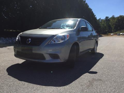 2013 Nissan Versa for sale in Boiling Springs, SC